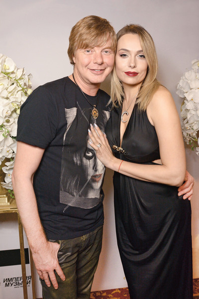 Григорьев-Апполонов с женой Машей