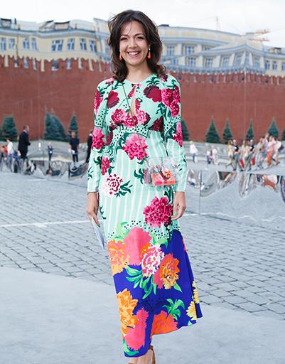 Ксения Чилингарова