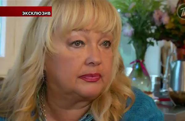 Наталья Гвоздикова в программе «Пусть говорят»