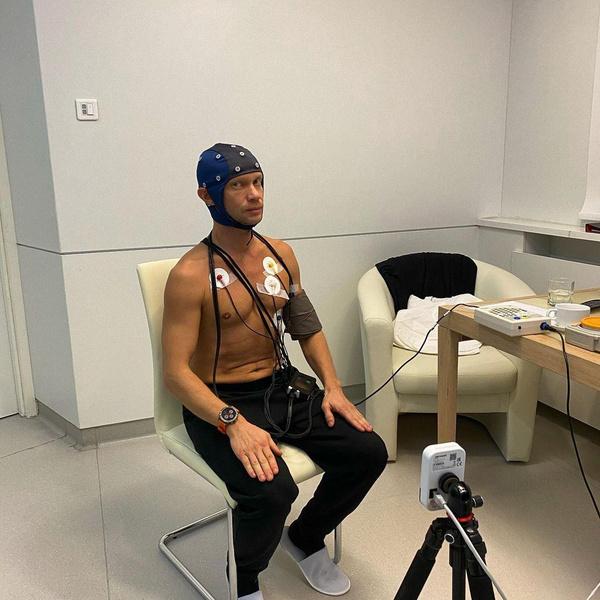 Сейчас Дмитрий тщательно следит за своим здоровьем