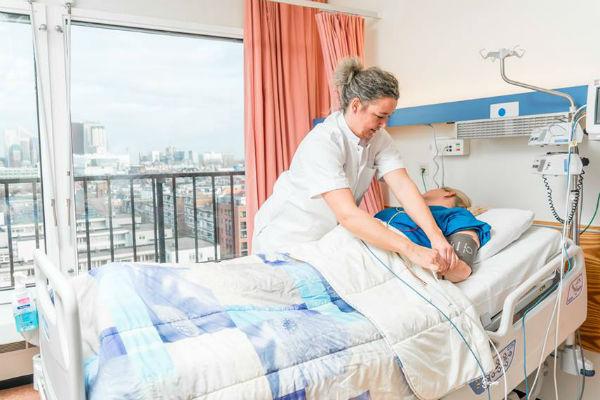 Госпиталь оказывает широкий спектр услуг