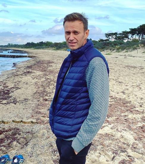 Путина спросили про историю с Навальным
