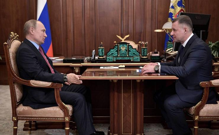 Владимир Путин выразил соболезнования семье Зиничева