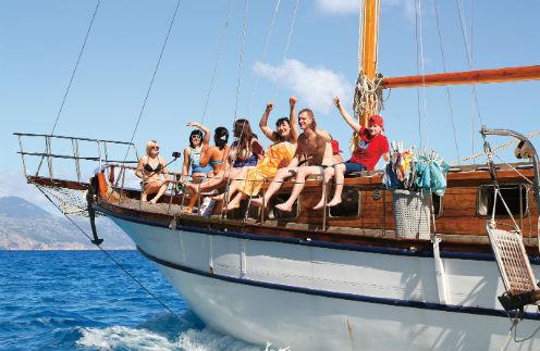 Отпуск победителей, Сардиния 2016