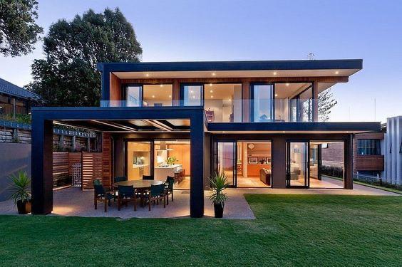 Так будет выглядеть дом Фрост