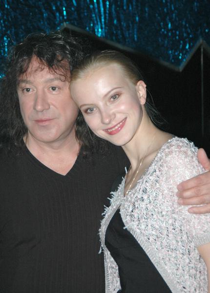 Трофимова и Кузьмин прожили в законном браке 17 лет