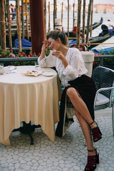 Стиль: Венеция с Жанной Бадоевой: топ-7 популярных мест – фото №4