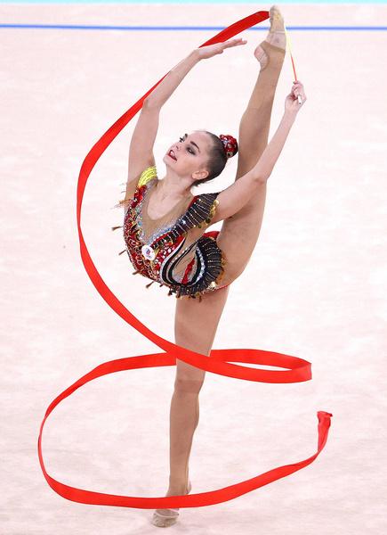 Арина тоже составила серьезную конкуренцию, однако не попала в список медалистов