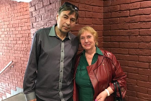 Вячеслав и Галина Жуковские хотят увидеть дочь