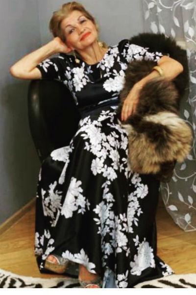 Жена Гогена Солнцева — Екатерина Терешкович