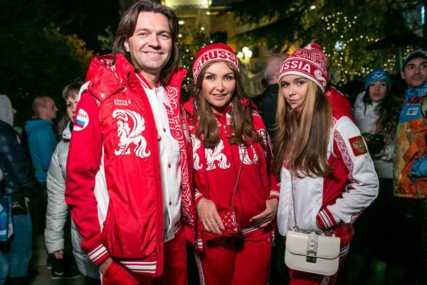 Дмитрий Маликов и его чемпионская семейная команда