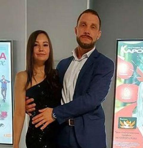 Софья Конкина и Михаил Серов