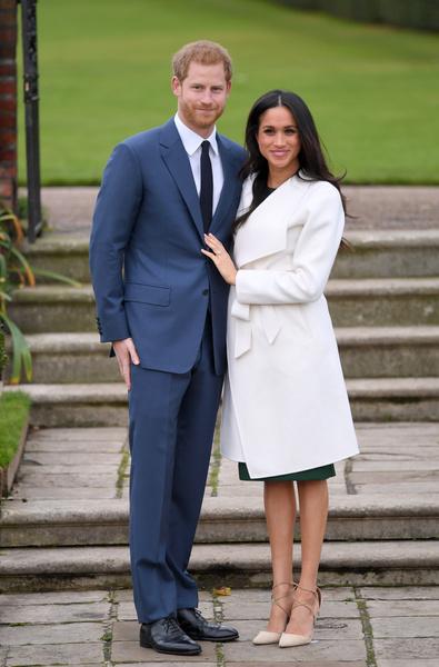 Гарри и Меган официально объявили о помолвке 27 ноября 2017 года
