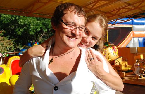 Дибровы: секрет счастья в неравном браке