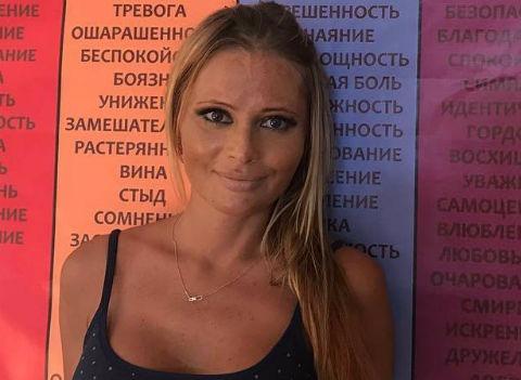 Дана Борисова собиралась выброситься из окна