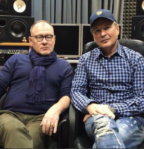 Александр и Олег Малинины