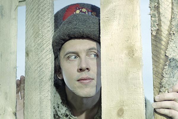 Кадр из фильма «Царевич Проша». Режиссер Надежда Кошеверова, 1974 год