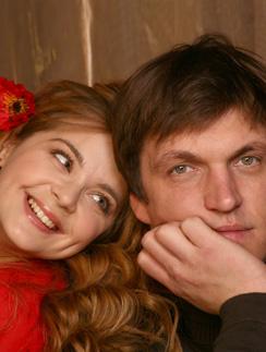 Дмитрий Орлов и Ирина Пегова