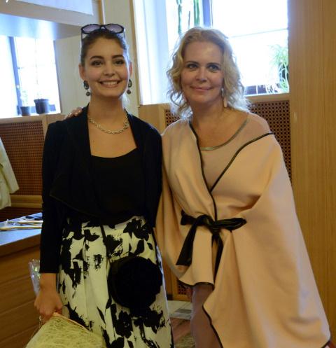 Мария Козакова и Алена Яковлева