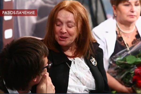 Примерно 6 лет назад Маргарита Терехова еще выходила в общество
