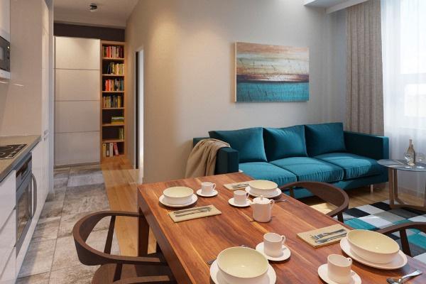 Стиль: Ход конем: как создать удачный дизайн для небольшой квартиры – фото №4