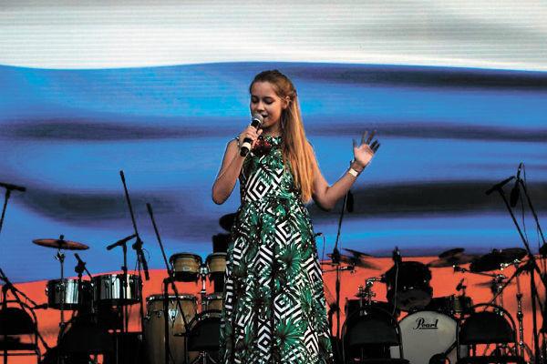 Анастасия Годунова официально может исполнять три песни Евгения Осина