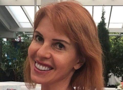 Наталья Штурм пострадала во время отдыха в горах