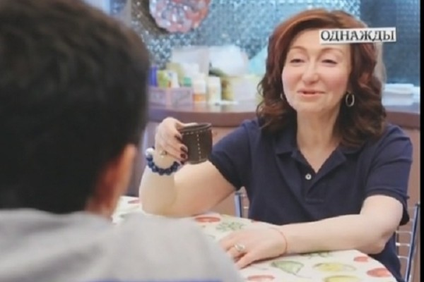 Марина Хавтан много времени проводит на новой кухне