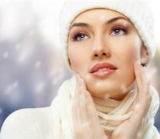 Готовим лицо к новогоднему макияжу