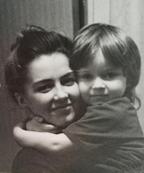 Елена подарила музыканту дочь Юлию