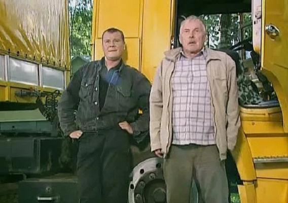 Поначалу Гостюхин отказывался играть в продолжении сериала после смерти Галкина