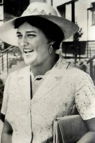 Нонна Мордюкова часто работала с бывшим мужем в кино