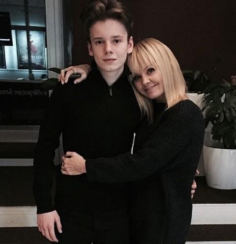 Арсений Шульгин и Валерия