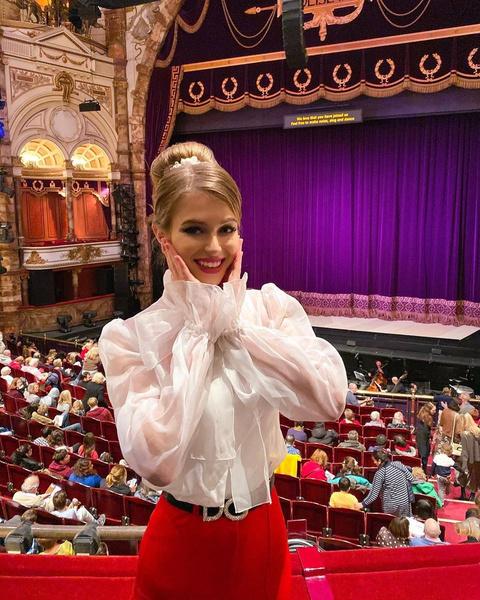 Алина Санько мечтала принять участие в конкурсе «Мисс Вселенная 2019»