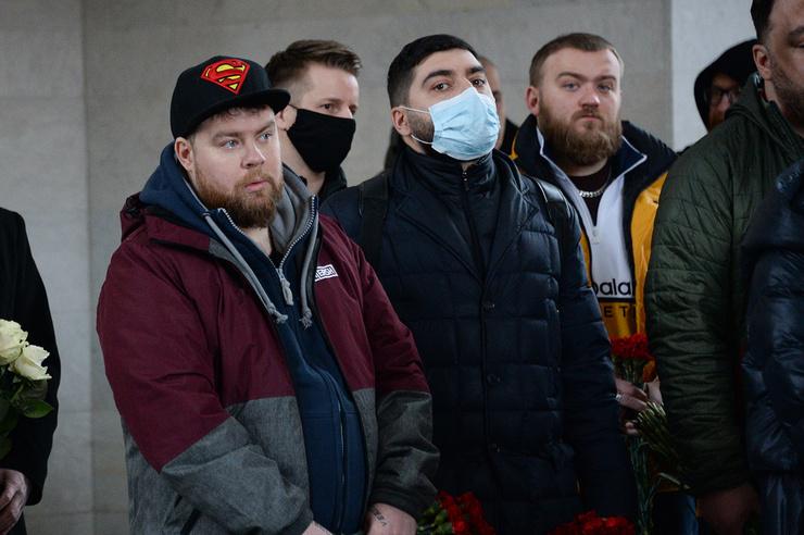 Андрей Атлас и Роман Косицын
