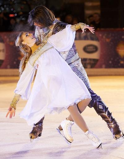 Зрители увидели отрывок из мюзикла Татьяны Навки «Руслан и Людмила»