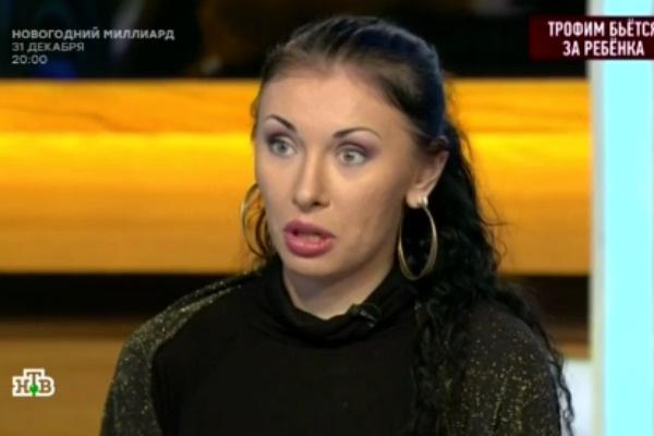 Ольга требует от бывшего мужа алименты