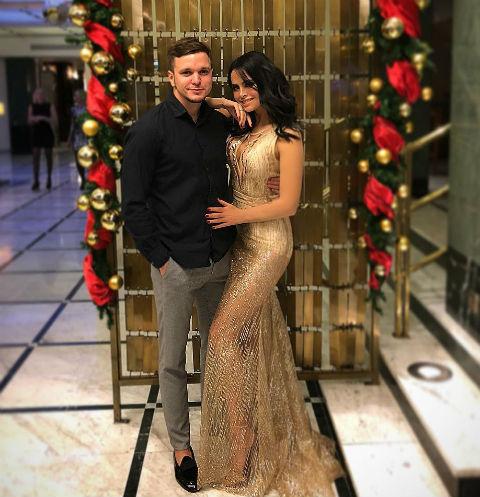 Антон Гусев и Виктория Романец прожили в браке несколько месяцев