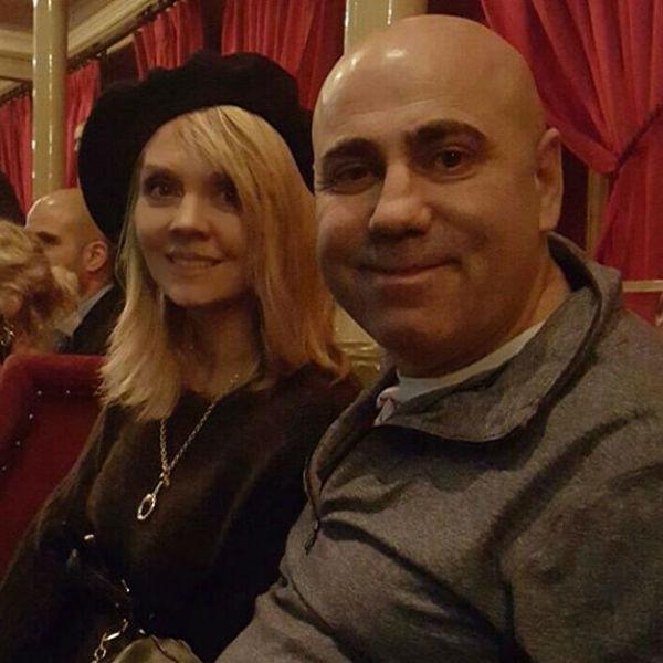 Иосиф и Валерия готовятся к концерту в Лондоне