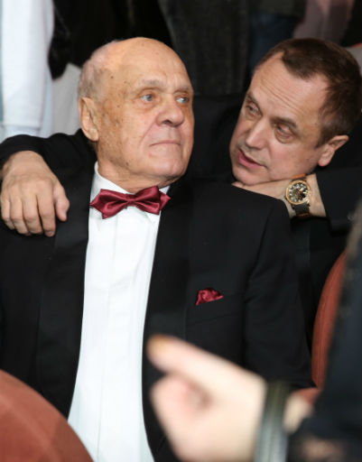 Владимир Меньшов и Андрей Соколов