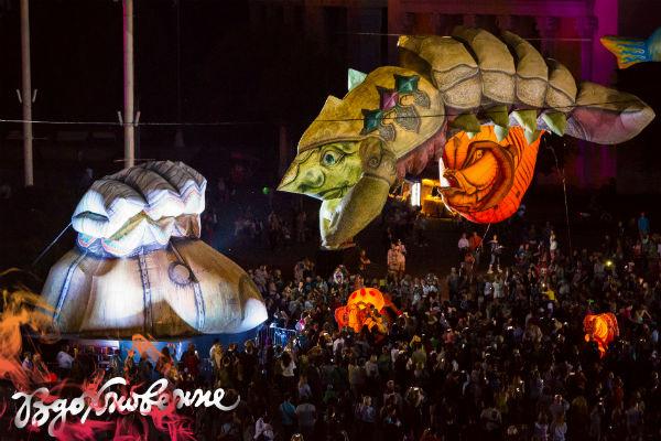 Фестиваль пройдет на 15 площадках ВДНХ