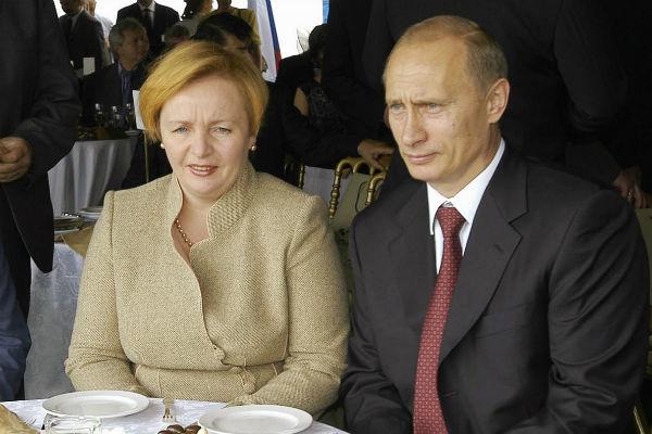 3 июля 2004 года. Во время скачек на приз президента на Московском ипподроме