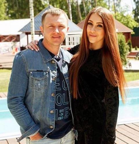 Илья Яббаров и Алена Рапунцель