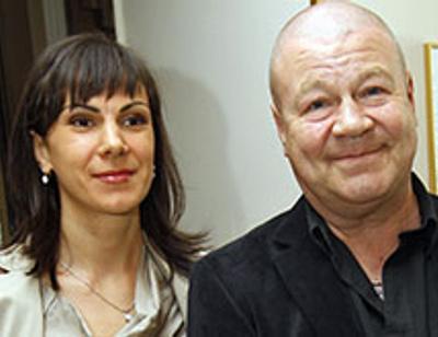 Сергей Селин женился после пяти лет гражданского брака