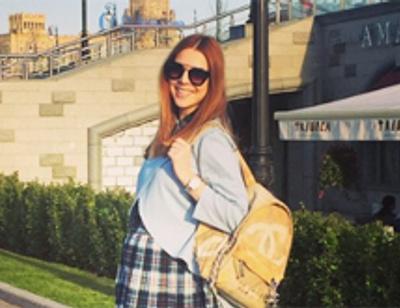 Беременная Наталья Подольская мечтает об эклерах
