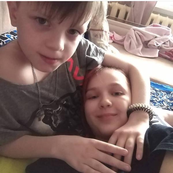 Дарья Суднишникова и Ваня