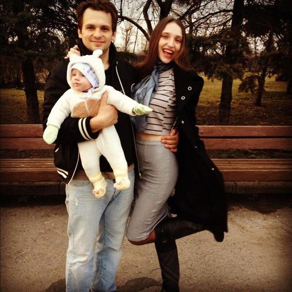 Когда Дарья и Алексей были очень счастливой парой
