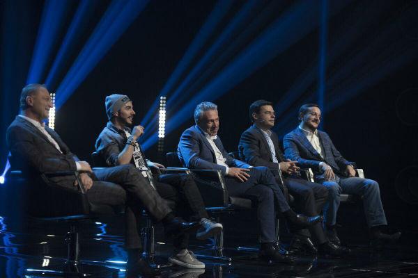 Члены жюри проекта «Идея на миллион»