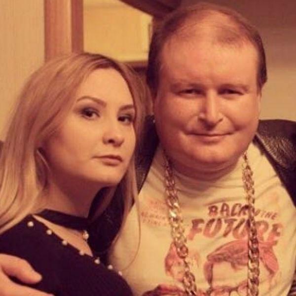 Екатерина и Николай выглядят довольно счастливыми