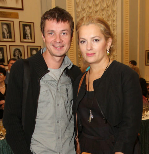 Илья Древнов и Мария Порошина